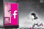 Bé gái 12 tuổi bị 'người yêu' trên facebook lừa vào nhà nghỉ để xâm hại