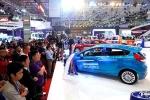 Săn ô tô cỡ nhỏ vừa giảm giá hàng chục triệu đồng