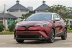 Mắc lỗi có thể rơi bánh, Toyota C-HR 2019 bị triệu hồi tại Mỹ