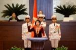 Kỳ họp thứ 1, Quốc hội khóa XIV dành 11 ngày cho công tác nhân sự cấp cao