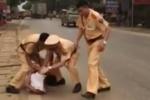 Video: Nổ súng khống chế kẻ cầm dao dọa chém CSGT