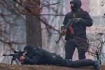 Clip nghi quan chức EU nói phe đối lập Ukraine thuê bắn người biểu tình