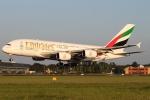 Video: Màn hạ cánh thót tim của chiếc Airbus A380