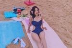 My nhan Viet dien bikini khoe duong cong 'dot chay' mua he hinh anh 4