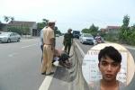 Tài xế hất văng CSGT ở Hà Tĩnh khai tên giả: Lộ diện người tên thật