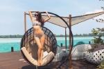 My nhan Viet dien bikini khoe duong cong 'dot chay' mua he hinh anh 1