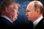XEM TRỰC TIẾP: Lần đầu tiên hai nhà lãnh đạo Trump, Putin chính thức hội đàm song phương