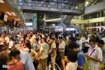 Trang web sân bay Tân Sơn Nhất bị tin tặc tấn công