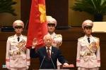 Đại sứ Mỹ tại Việt Nam chúc mừng Chủ tịch nướcNguyễn Phú Trọng