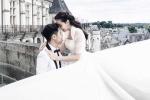 Hot girl VTV được bạn trai thiếu gia 'đưa đi khắp thế gian' chụp ảnh cưới