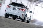 Chiêm ngưỡng 'gương mặt mới' của Lexus RX F-Sport