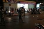 Truy sát kinh hoàng ở Thái Nguyên, một thanh niên bị chém đứt lìa tay