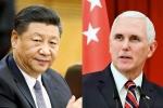 """Phó Tổng thống Mỹ công khai """"đối đầu"""" Trung Quốc tại APEC"""