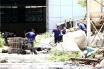 Công ty nhựa ở TP.HCM bốc cháy dữ dội