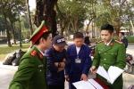 Ba điểm trông giữ xe vi phạm ở Hà Nội bị phạt hơn 60 triệu đồng