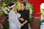 NSUT Thanh Loc that than ben linh cuu nghe si Thanh Hoang hinh anh 4