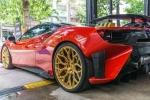 Cận cảnh Ferrari 488 GTB độ 15 tỷ đồng tại Việt Nam