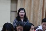 Cha mẹ học sinh làm đơn minh oan cho thầy giáo nghi dâm ô 7 nam sinh ở Hà Nội