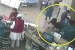 Video cụ già cúi đầu, quỳ gối cảm tạ nam y tá gây sốt mạng xã hội