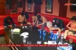Đột kích quán karaoke, bắt quả tang 61 nam thanh nữ tú thác loạn ma túy