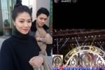 Bạn trai cũ Á hậu Tú Anh đến Phú Quốc cổ vũ Huyền My
