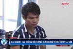 Clip: Dùng súng tự chế cướp iPhone ở Bắc Giang