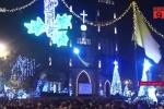 Công an Hà Nội trông xe miễn phí dịp Giáng sinh