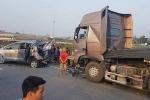 Lùi xe trên cao tốc Hà Nội - Thái Nguyên: Xe container không thể đột ngột về 0 km/h