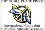 Nobel Hoà Bình 2017 vinh danh chương trình xoá bỏ vũ khí hạt nhân