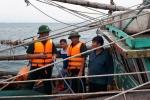 Tàu đánh cá chết máy, trôi dạt trên biển Hải Phòng