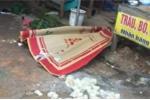 Người phụ nữ bán đậu phụ bị bắn chết giữa chợ: Nghi phạm mang 3 khẩu súng đến đoạt mạng nạn nhân