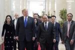 Noi dung hoi dam giua Thu tuong Nguyen Xuan Phuc va Tong thong My Donald Trump hinh anh 1