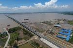 Video: Ngắm cầu vượt biển dài nhất Việt Nam