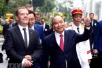 Việt - Nga nhất trí tiếp tục tăng cường quan hệ chính trị tin cậy