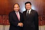 Việt Nam - Lào cam kết đẩy mạnh các dự án hợp tác trọng điểm