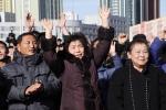 Video: Người Bình Nhưỡng ăn mừng phóng thành công tên lửa Hwasong-15