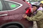 Video: Đại lộ Thăng Long ngập hơn nửa mét, xe chết máy hàng loạt, tắc dài gần 5km