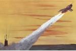 Dịch vụ chuyển thư bằng tên lửa hành trình bắn từ tàu ngầm chỉ có ở Mỹ