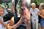 Clip: Cuộc hội ngộ của 2 cụ ông gần trăm tuổi khiến dân mạng rơi nước mắt