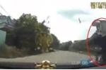 Ô tô vào cua ẩu, phóng tốc độ cao gây tai nạn thảm khốc