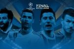 Kết quả bốc thăm bán kết Cúp C1 2018 và Europa League 2018 mới nhất