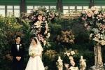 Trực tiếp đám cưới Song Joong Ki - Song Hye Kyo: Cô dâu xinh như công chúa bên chú rể