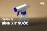 Cách tự chế thuốc xịt muỗi an toàn trong 30 giây