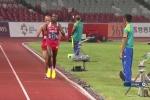 Điền kinh nam ASIAD 2018: Chung kết 10.000m quá khắc nghiệt, 1 VĐV bỏ cuộc