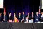 Thủ tướng dự lễ công bố đường bay thẳng Việt Nam – Australia