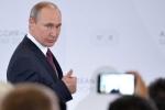 Phát ngôn của ông Putin về gái mại dâm làm 'dậy sóng' mạng Internet