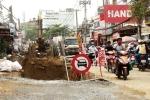 Hà Nội cấm đào đường để chống ùn tắc dịp Tết Nguyên Đán 2018