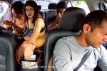 Gái xinh trơ trẽn trộm tiền tip của tài xế Uber khiến dân mạng dậy sóng