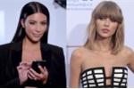 Kim 'siêu vòng 3' gửi quà Valentine cho Taylor Swift và cả dàn 'kẻ thù' trong showbiz