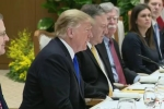 Video: Tổng thống Trump ăn trưa cùng Thủ tướng Nguyễn Xuân Phúc